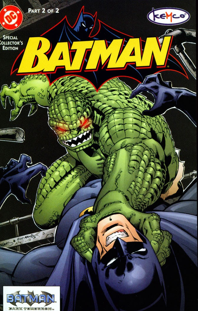 Batman: Dark Tomorrow 2 Page 1