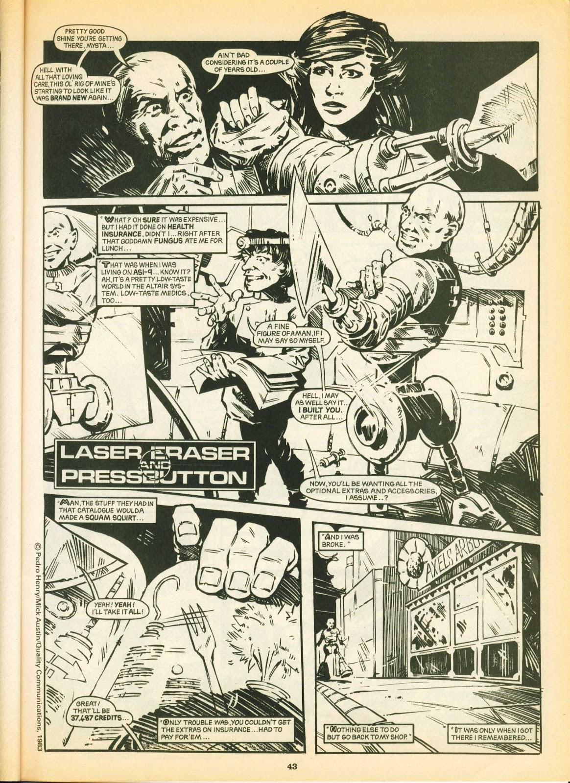 Warrior Issue #12 #13 - English 43