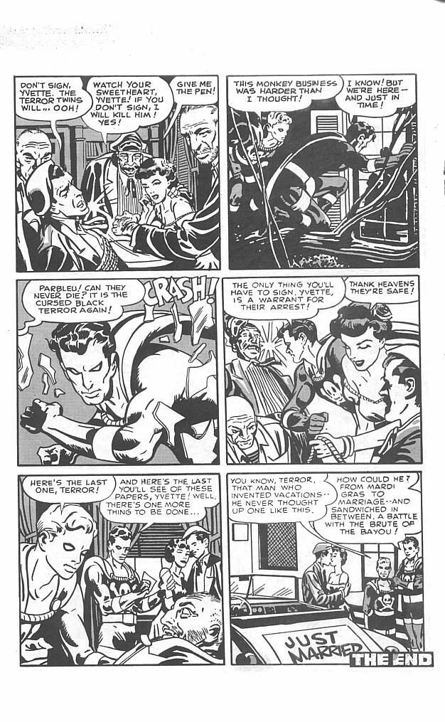 Read online Golden-Age Men of Mystery comic -  Issue #5 - 26