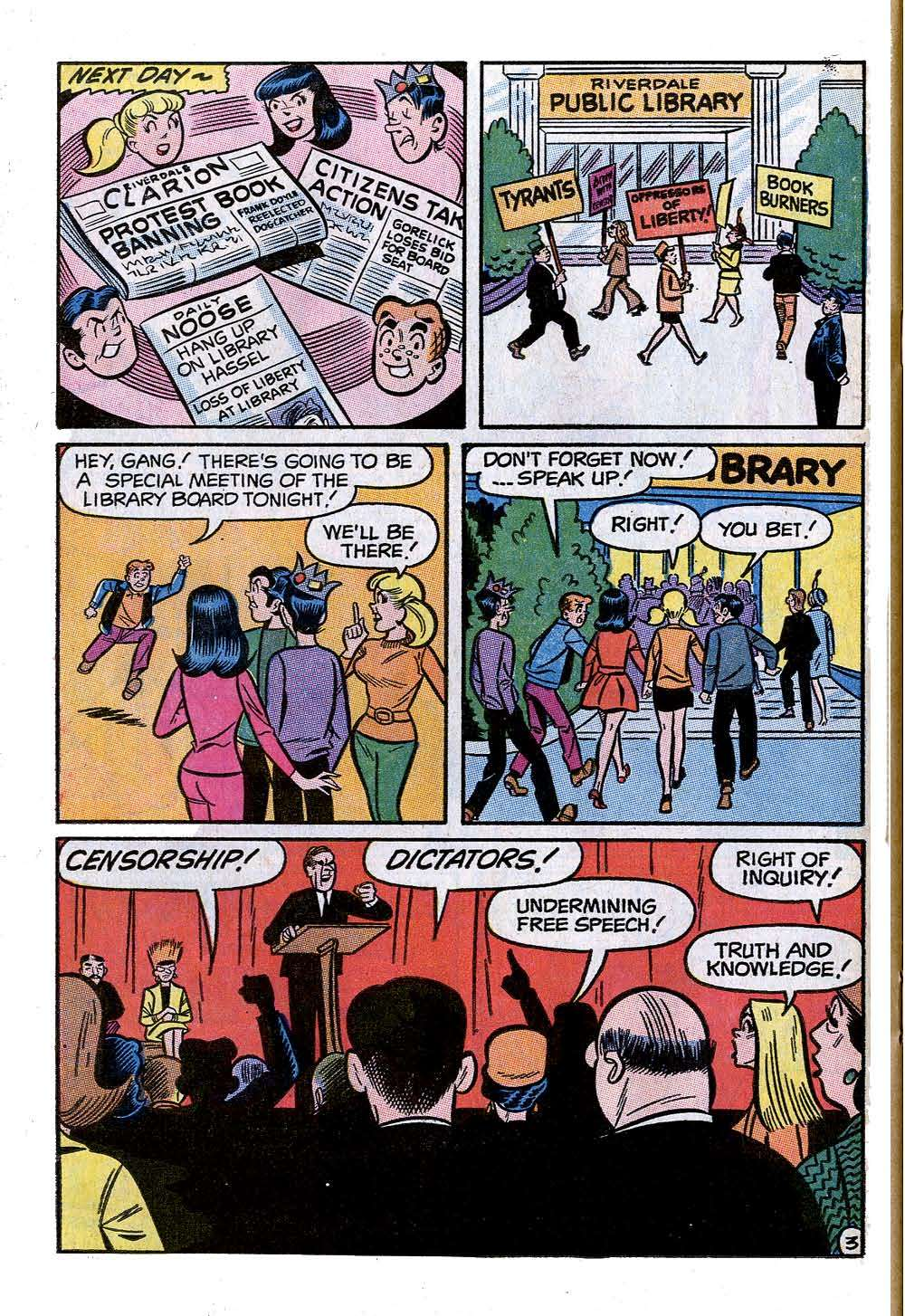 Read online Archie (1960) comic -  Issue #205 - 22