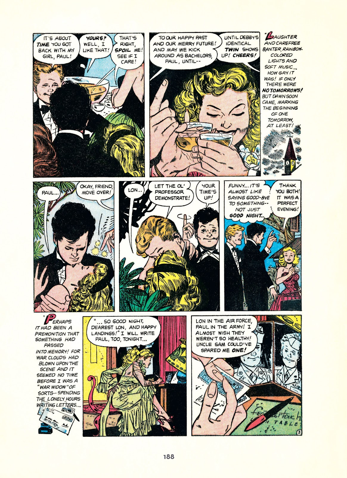 Read online Setting the Standard: Comics by Alex Toth 1952-1954 comic -  Issue # TPB (Part 2) - 89