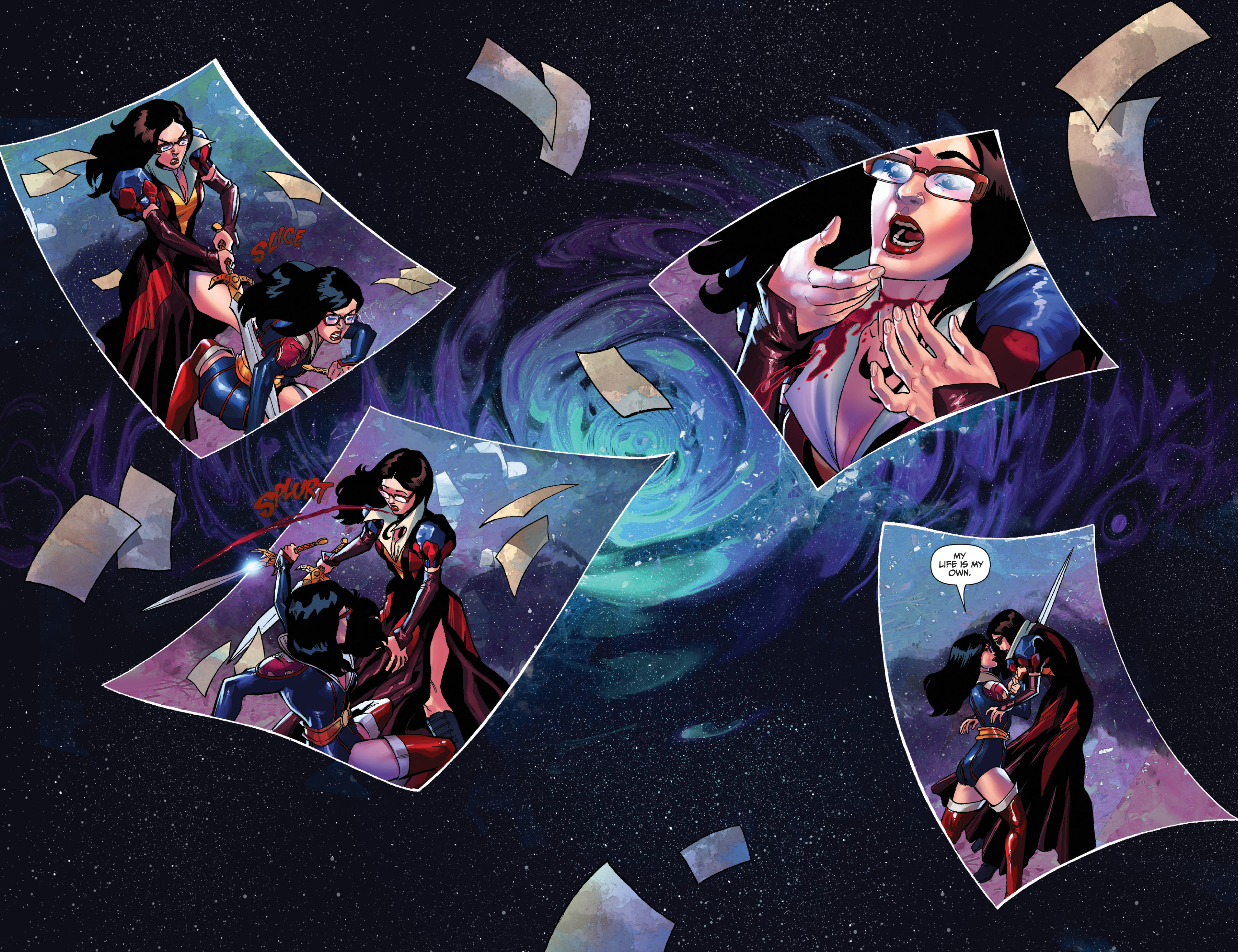Read online Snow White vs. Snow White comic -  Issue #2 - 27