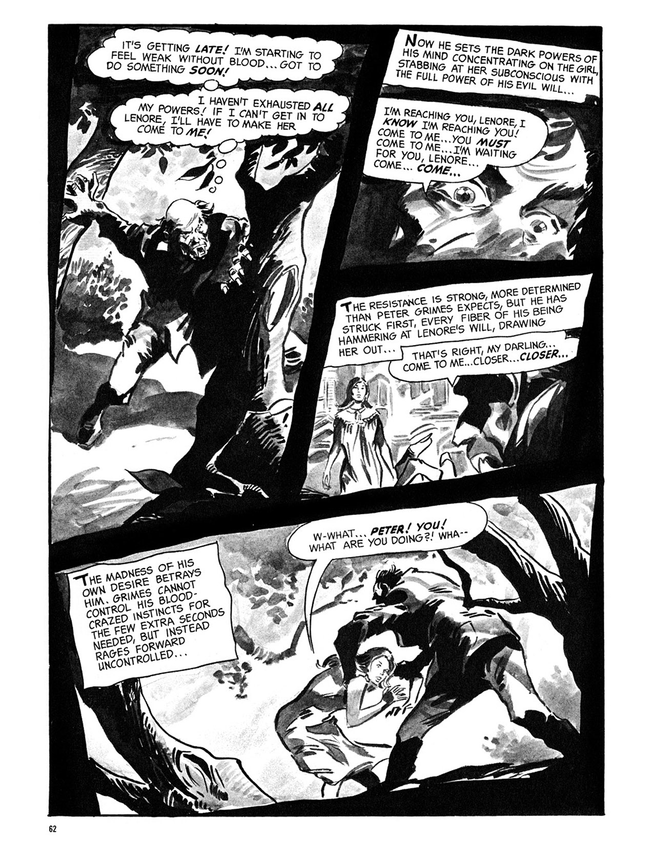 Read online Eerie Archives comic -  Issue # TPB 3 - 63