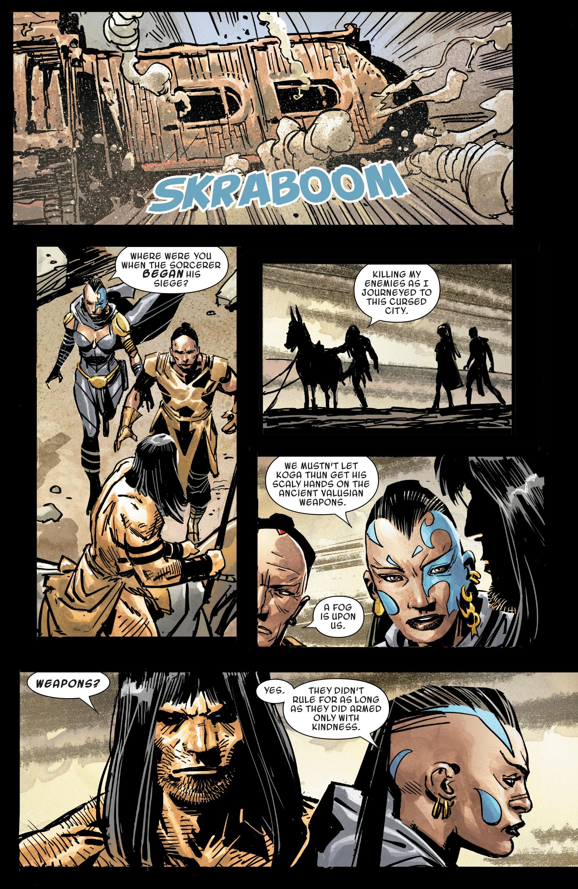 Read online Savage Sword of Conan comic -  Issue #3 - 9