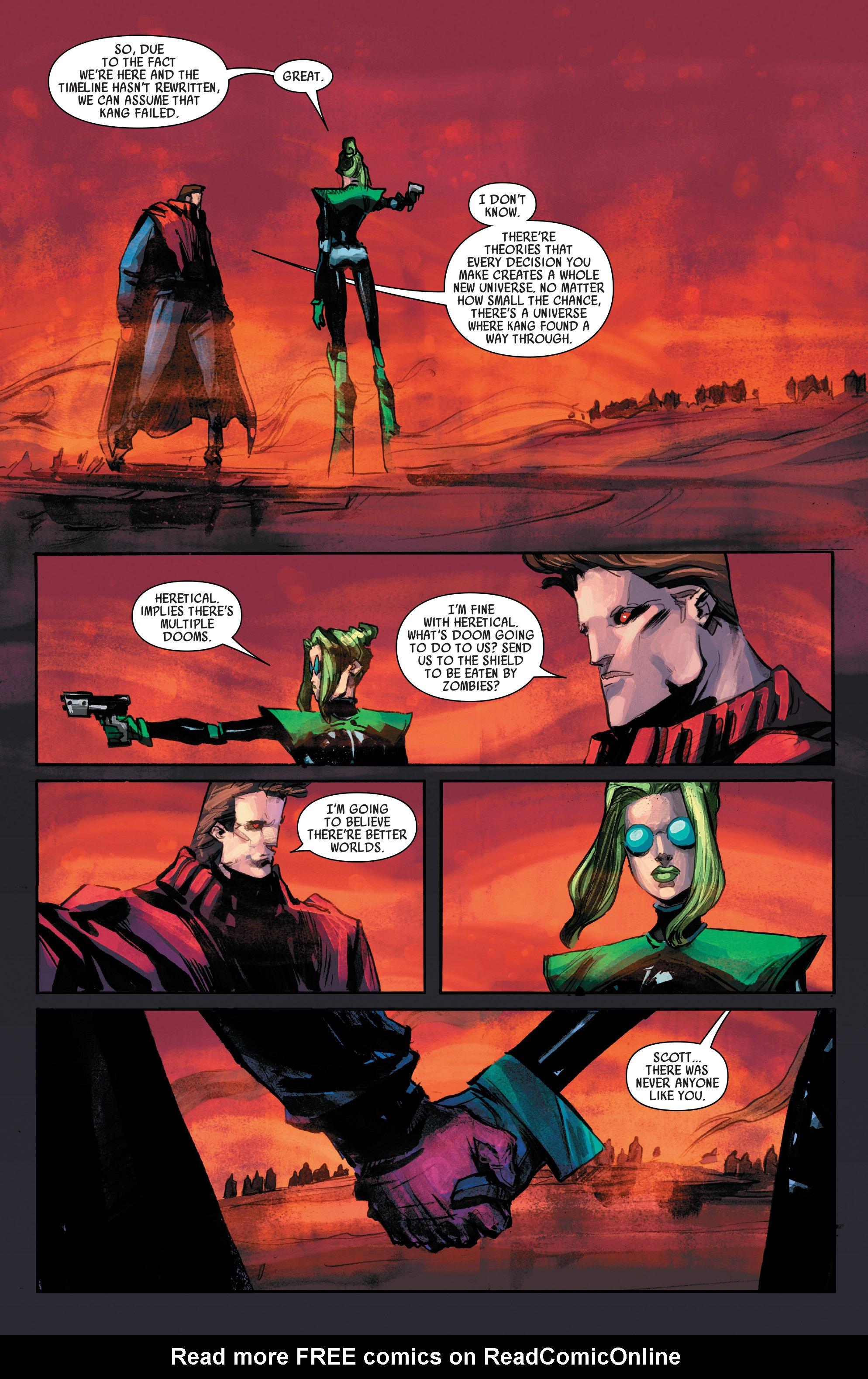 Read online Siege (2015) comic -  Issue #4 - 19