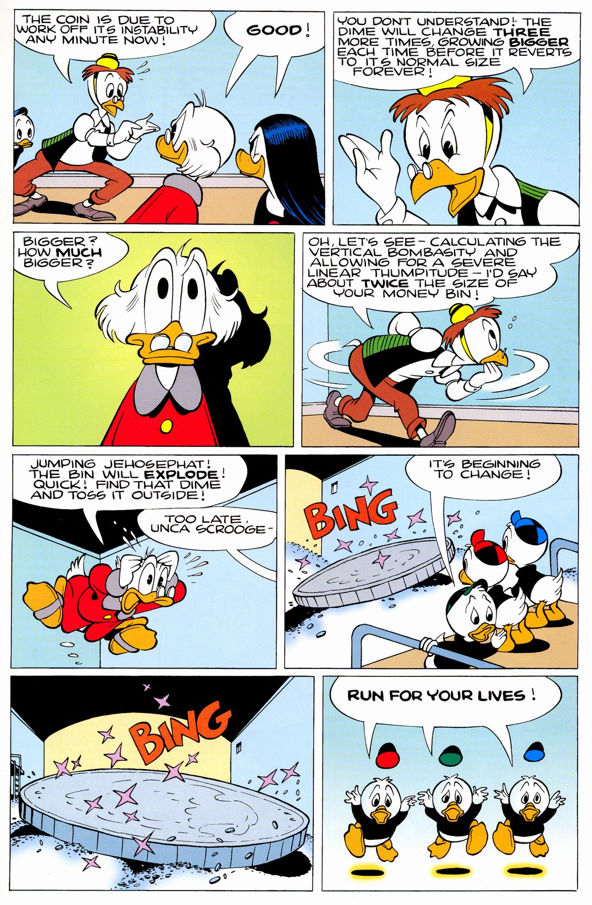 Read online Uncle Scrooge (1953) comic -  Issue #328 - 65