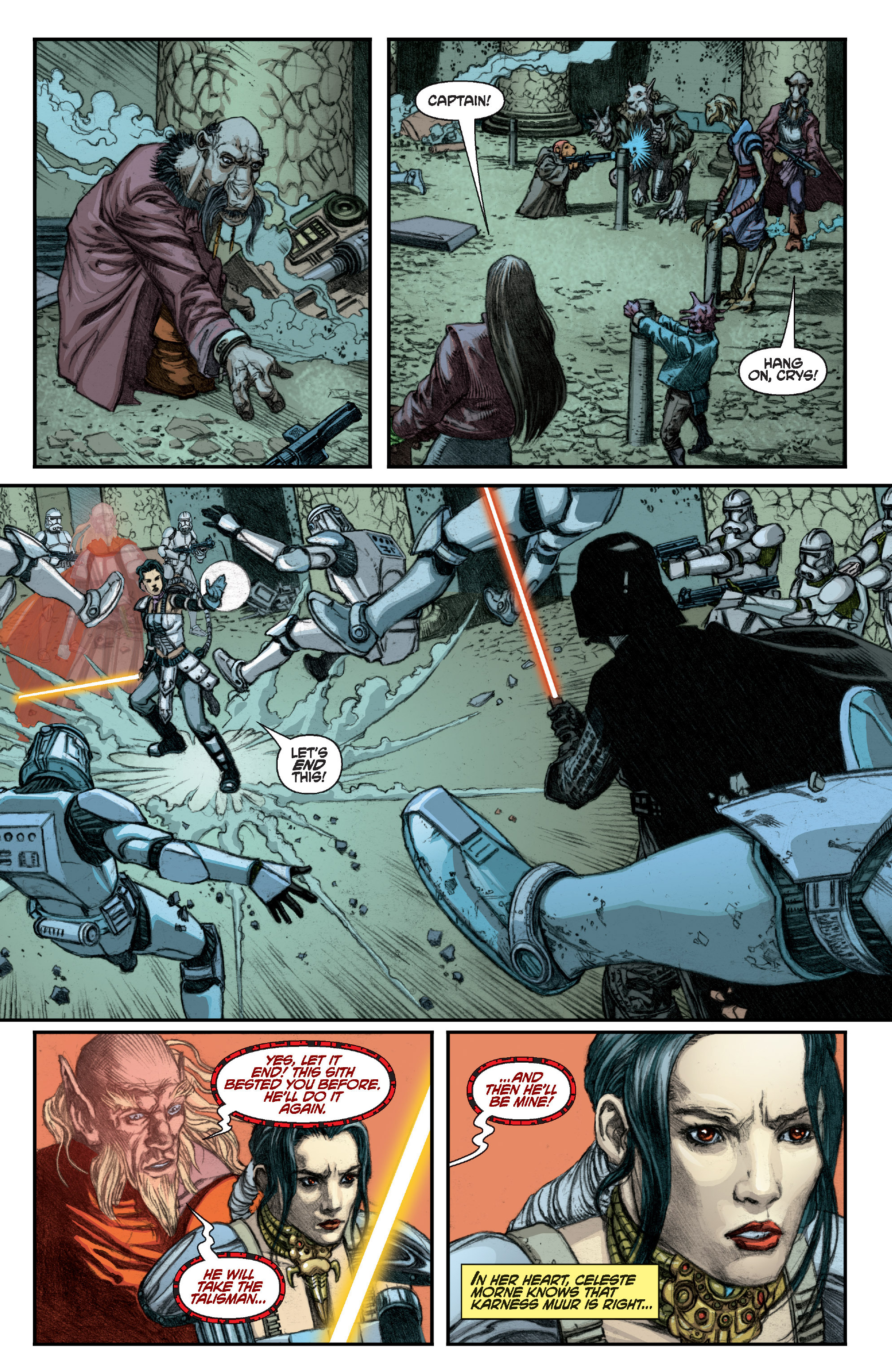 Read online Star Wars Omnibus comic -  Issue # Vol. 31 - 319