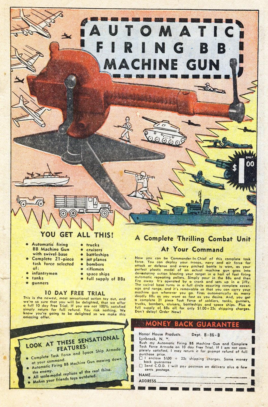 Gunsmoke Western issue 38 - Page 15