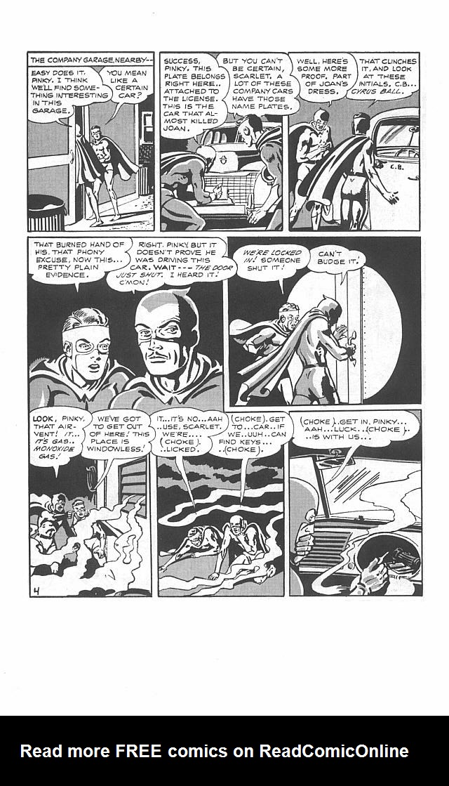 Read online Golden-Age Men of Mystery comic -  Issue #8 - 40