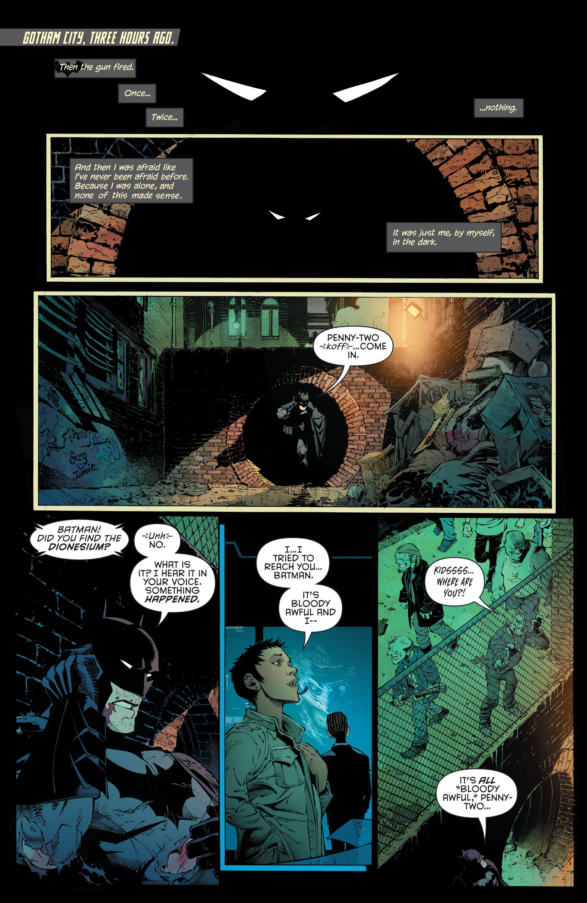 Read online Batman (2011) comic -  Issue # _TPB 7 - 111