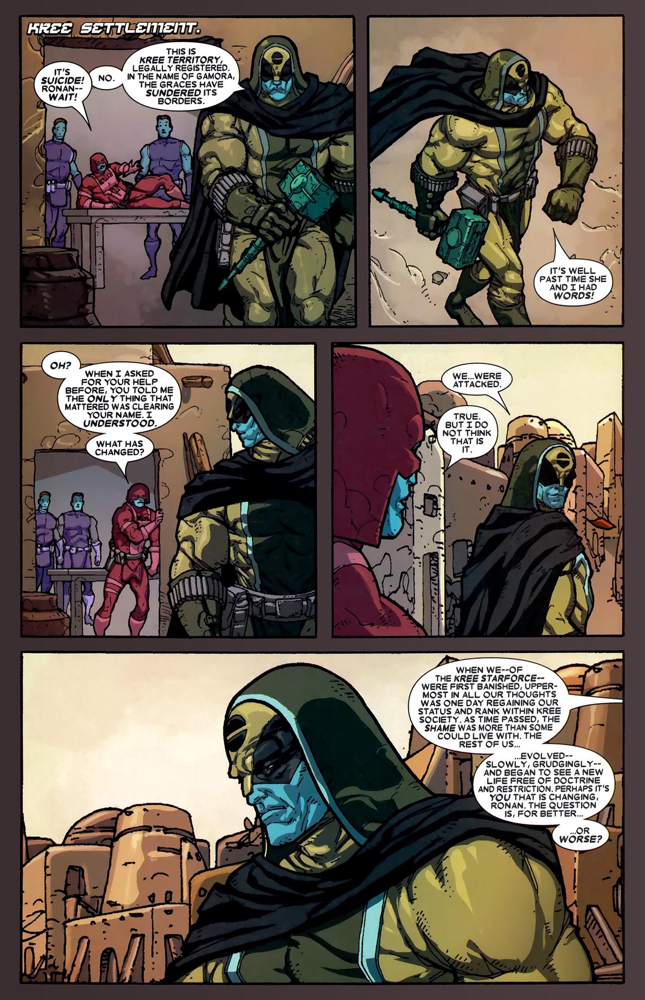 Read online Annihilation: Ronan comic -  Issue #2 - 15