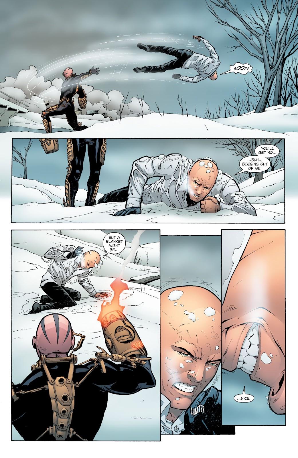 Read online Smallville Season 11 [II] comic -  Issue # TPB 6 - 148