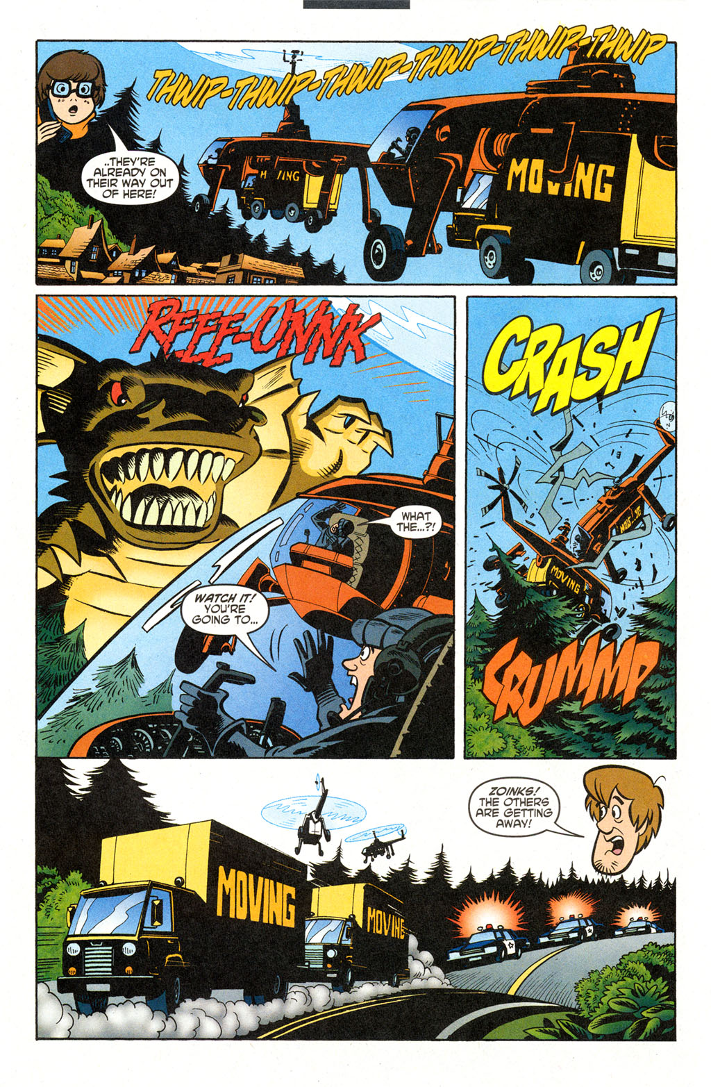 Read online Scooby-Doo (1997) comic -  Issue #96 - 10