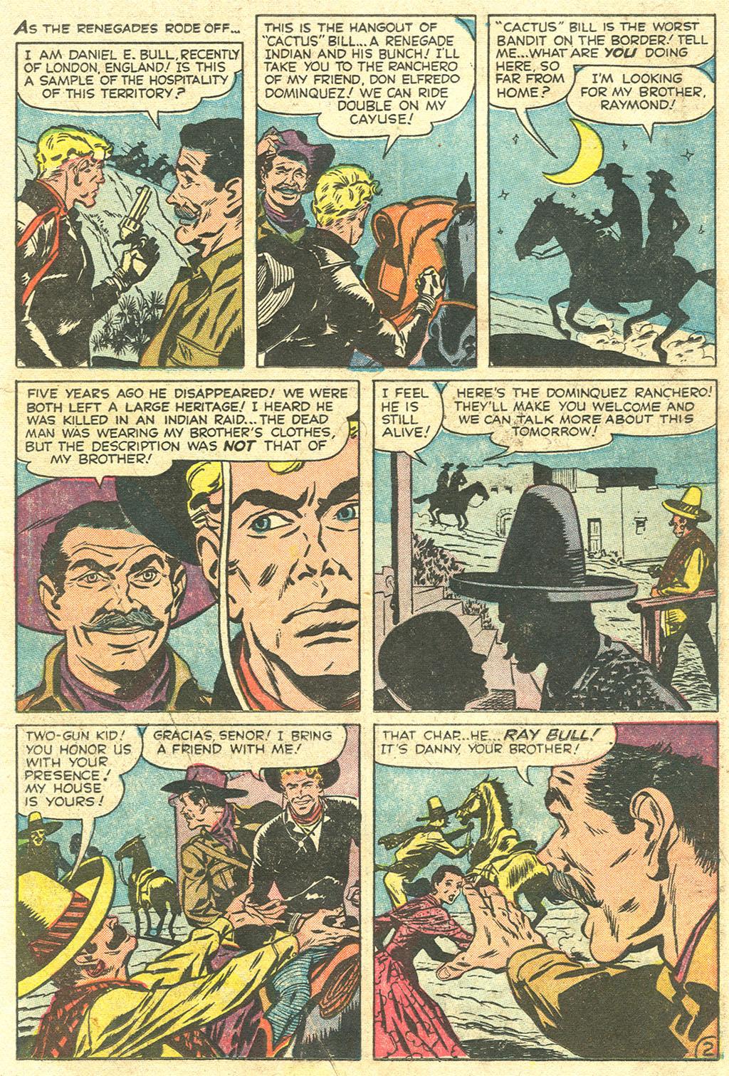Read online Two-Gun Kid comic -  Issue #32 - 11