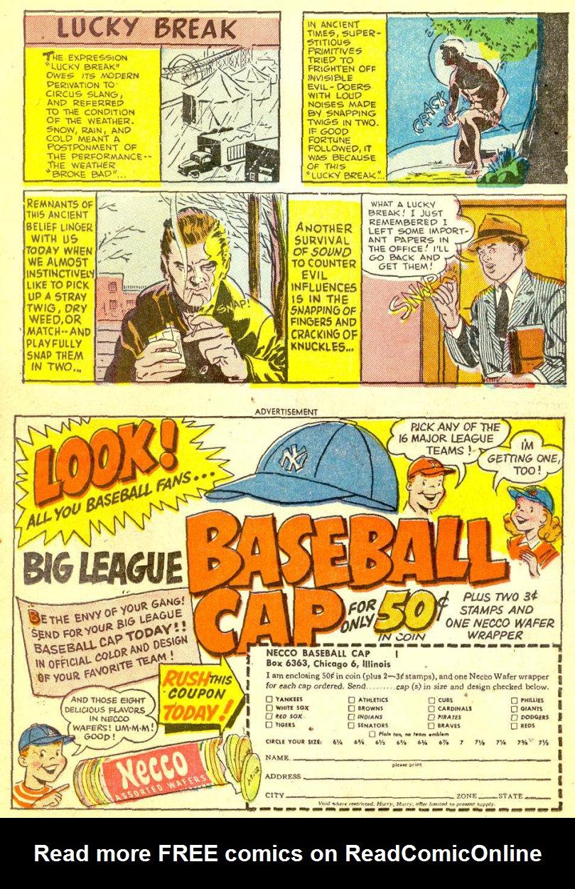Read online Sensation (Mystery) Comics comic -  Issue #111 - 23