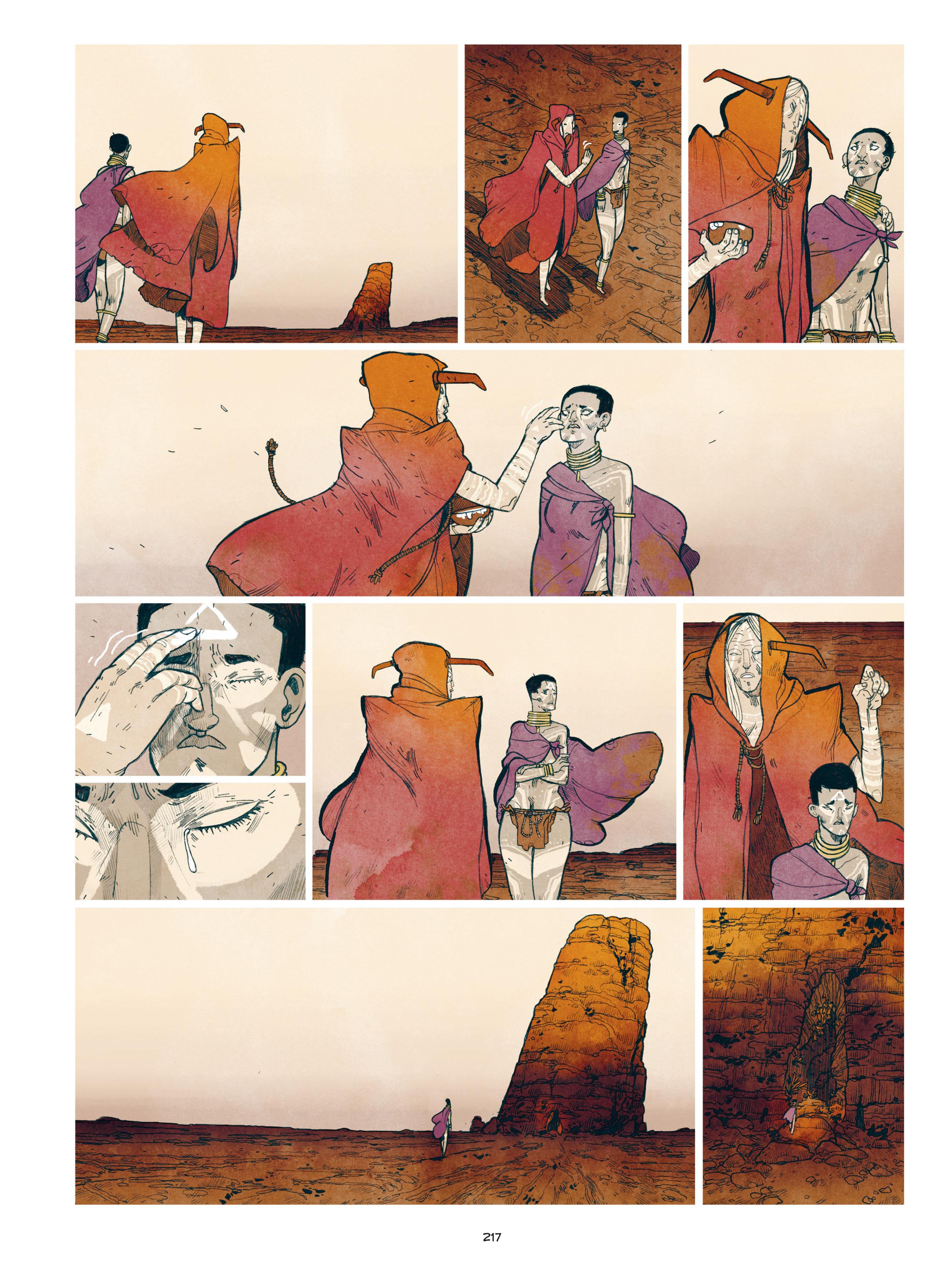 Read online Shangri-La comic -  Issue # Full - 217