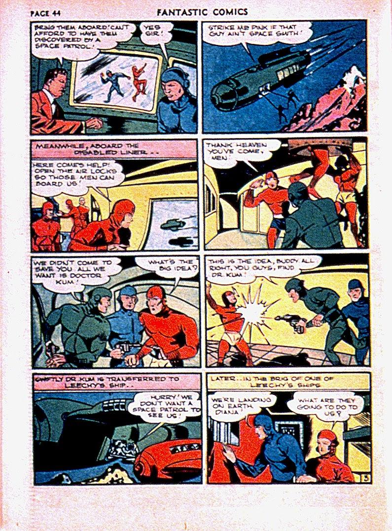 Read online Fantastic Comics comic -  Issue #13 - 47