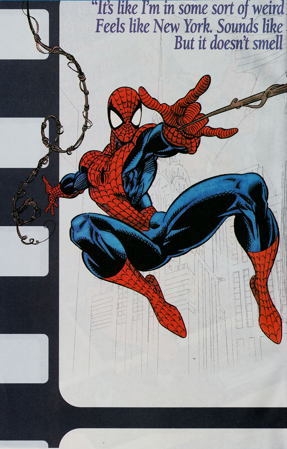 Web of Spider-Man (1985) Issue #113 #123 - English 29