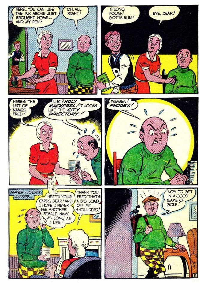 Archie Comics issue 026 - Page 19