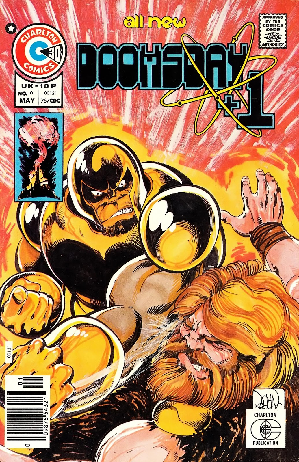 Read online Doomsday   1 (1975) comic -  Issue #6 - 2