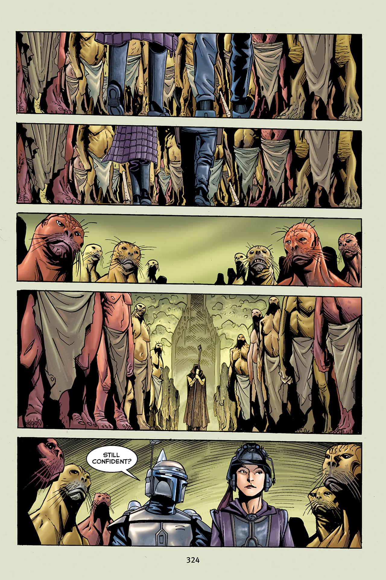 Read online Star Wars Omnibus comic -  Issue # Vol. 10 - 319