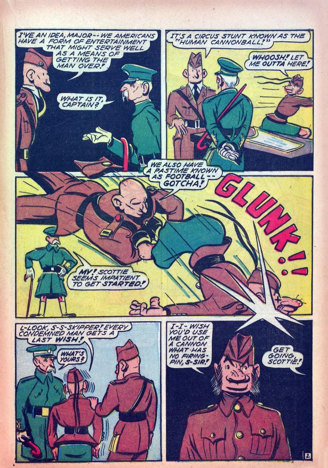 Read online Joker Comics comic -  Issue #9 - 47