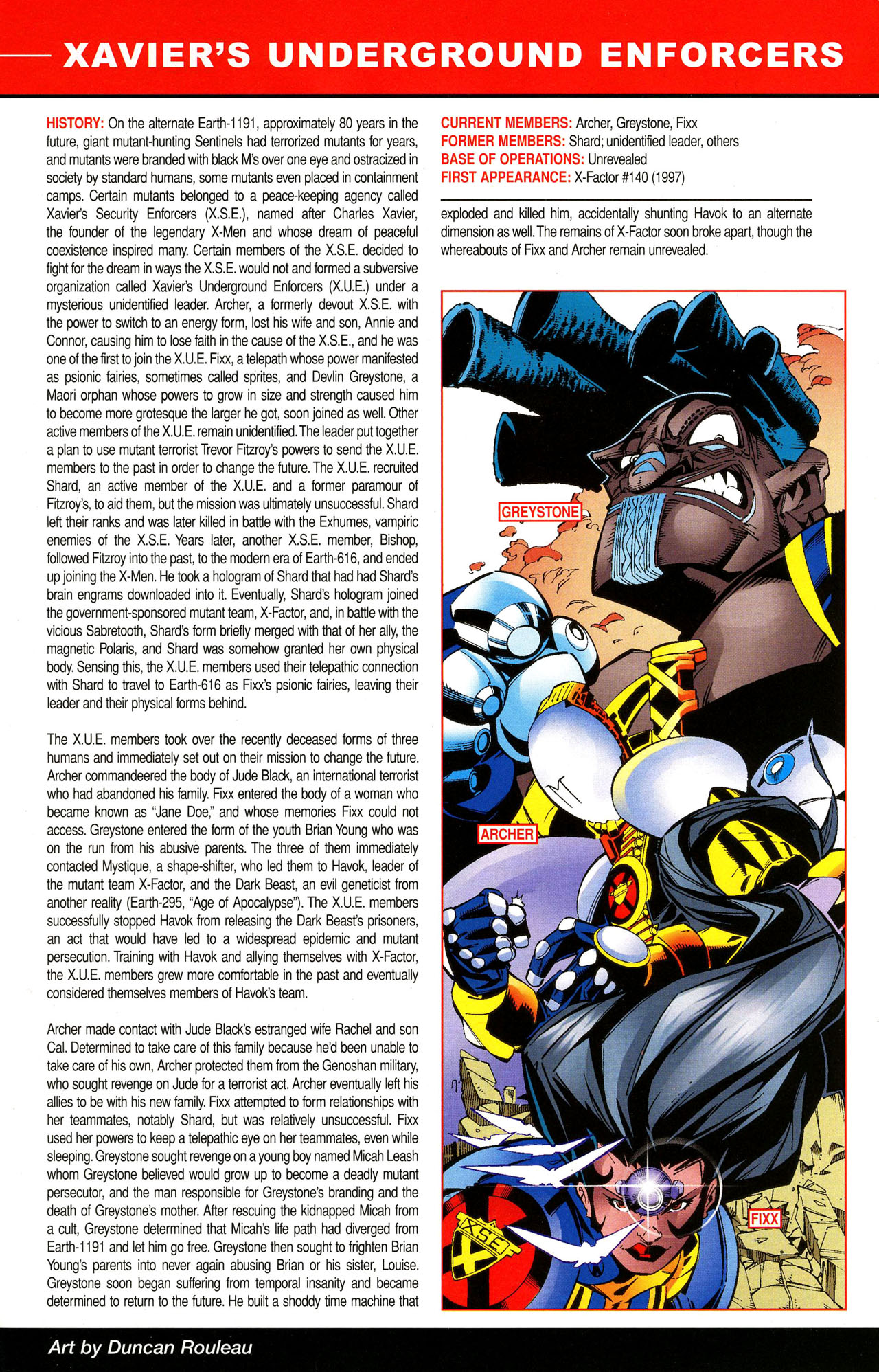 Read online All-New Official Handbook of the Marvel Universe A to Z comic -  Issue #12 - 51