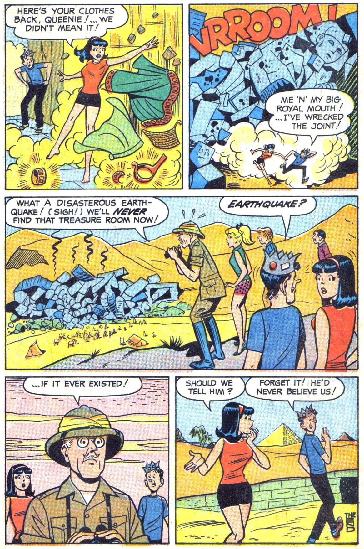 Read online Archie (1960) comic -  Issue #179 - 18