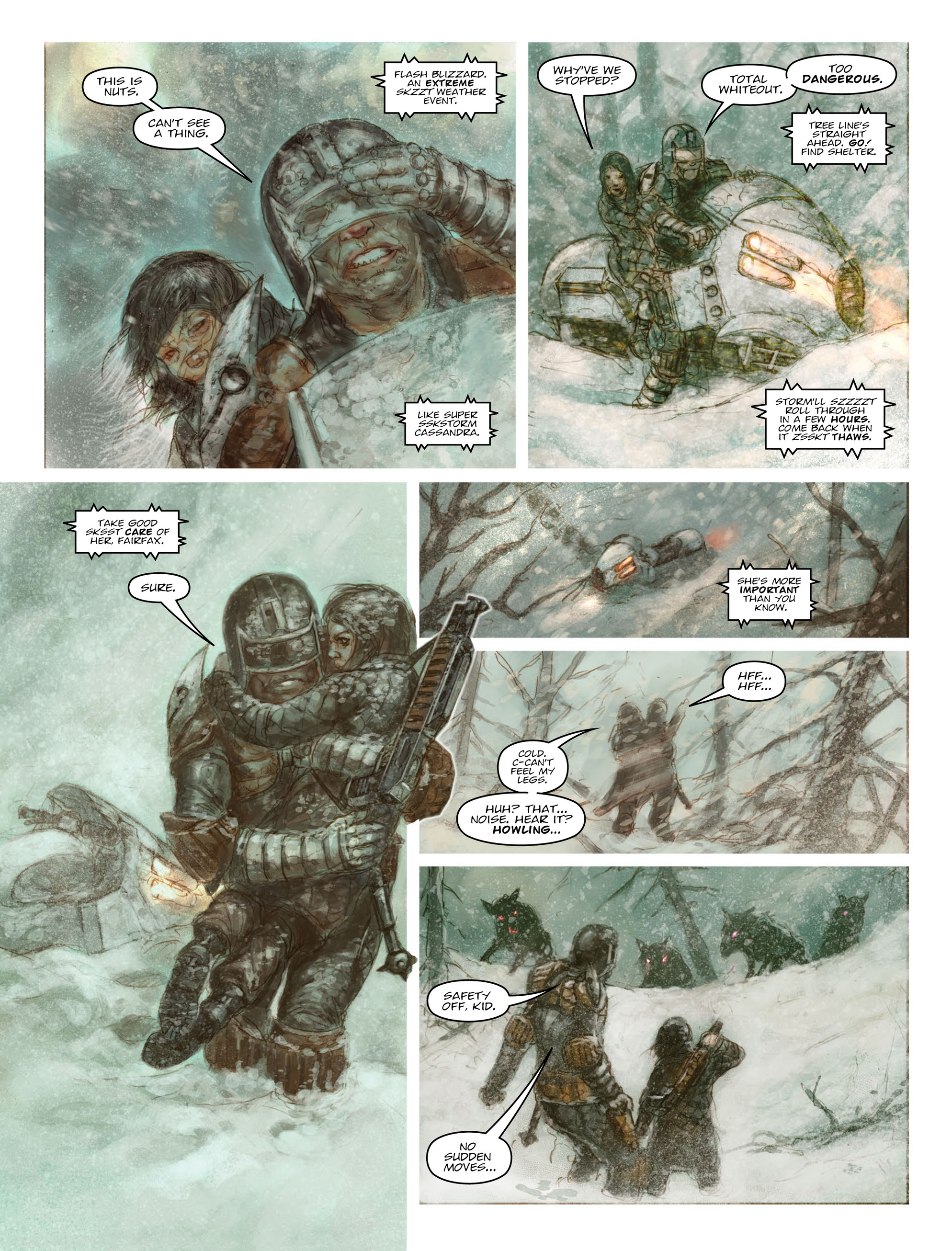 Read online 2000 AD comic -  Issue #2011 - 59