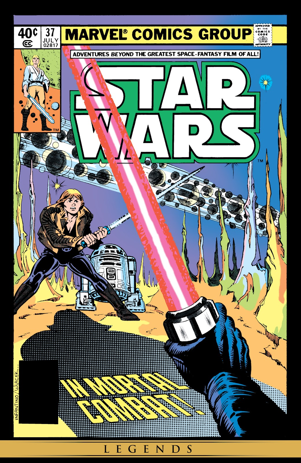 Read online Star Wars Legends: The Original Marvel Years - Epic Collection comic -  Issue # TPB 2 (Part 3) - 75