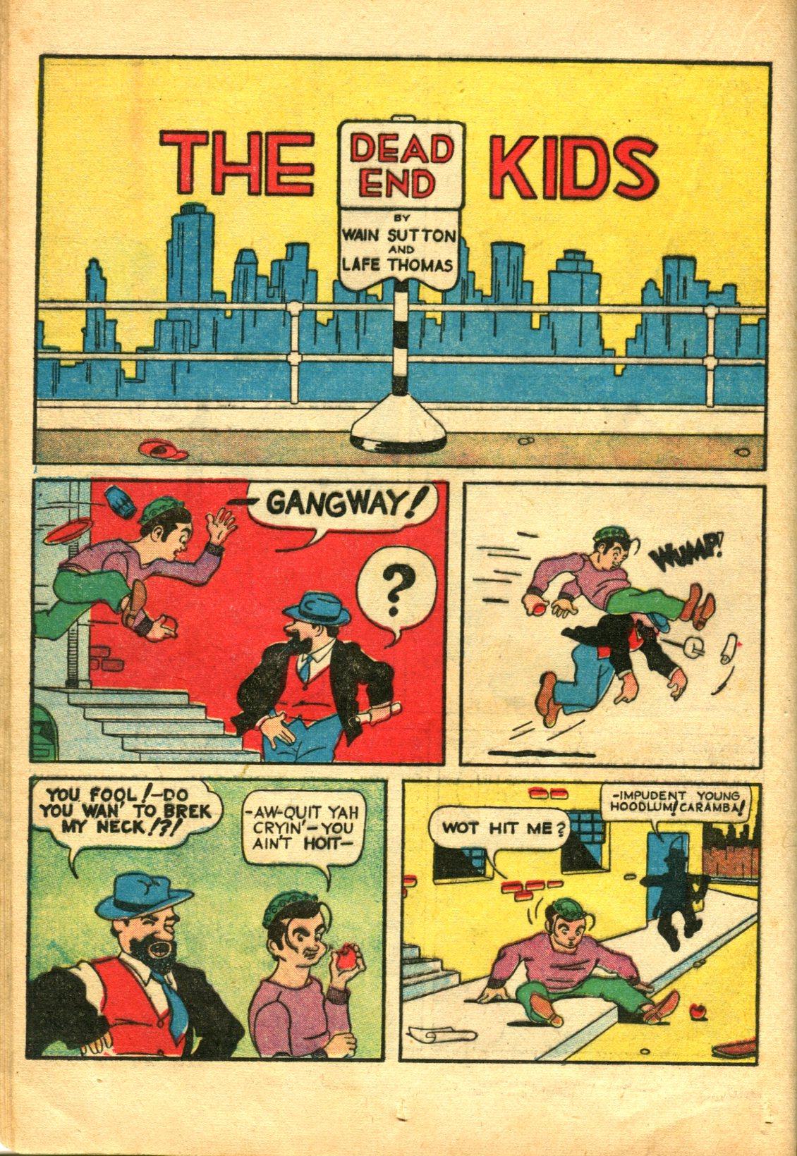 Read online Shadow Comics comic -  Issue #10 - 28