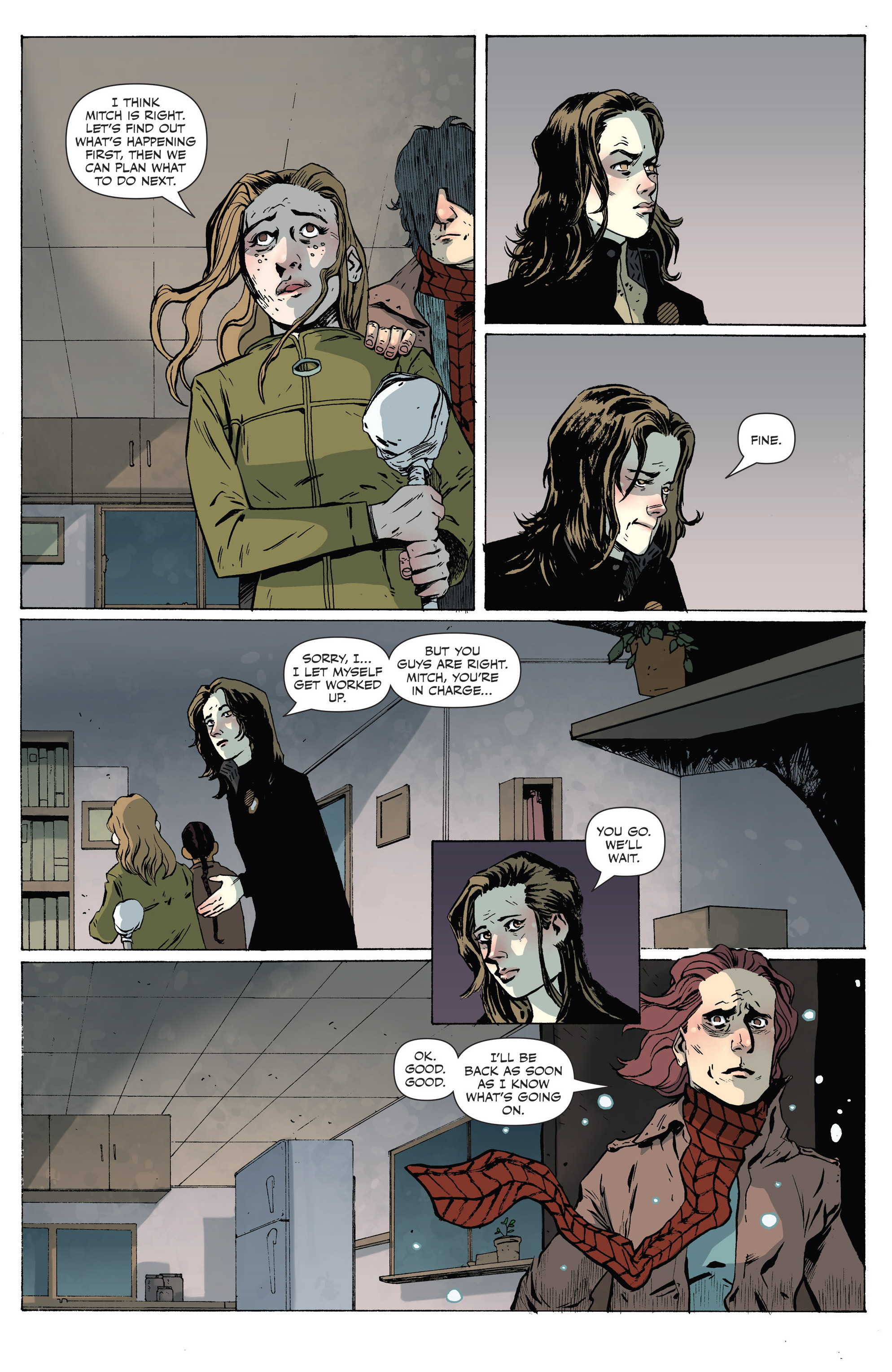 Read online Sheltered comic -  Issue #7 - 15