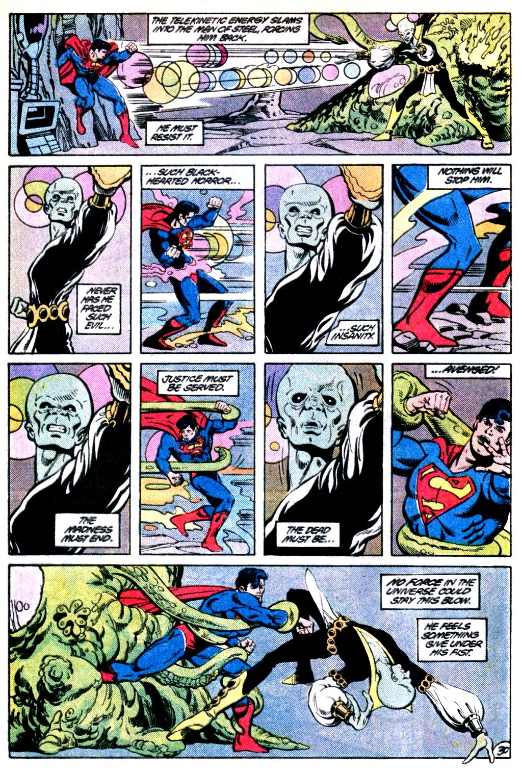 Read online Adventures of Superman (1987) comic -  Issue #Adventures of Superman (1987) _Annual 1 - 31