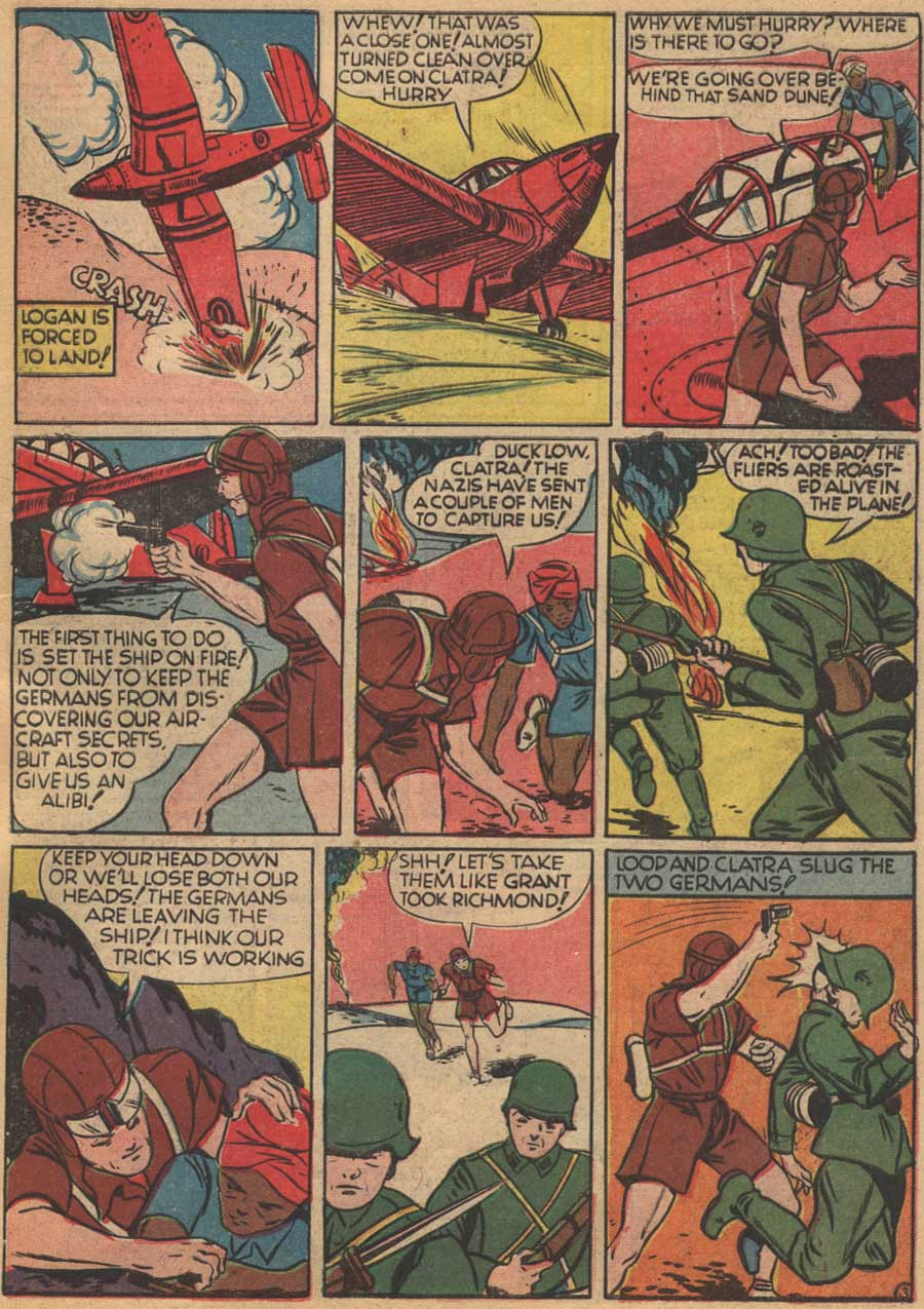 Blue Ribbon Comics (1939) issue 16 - Page 53