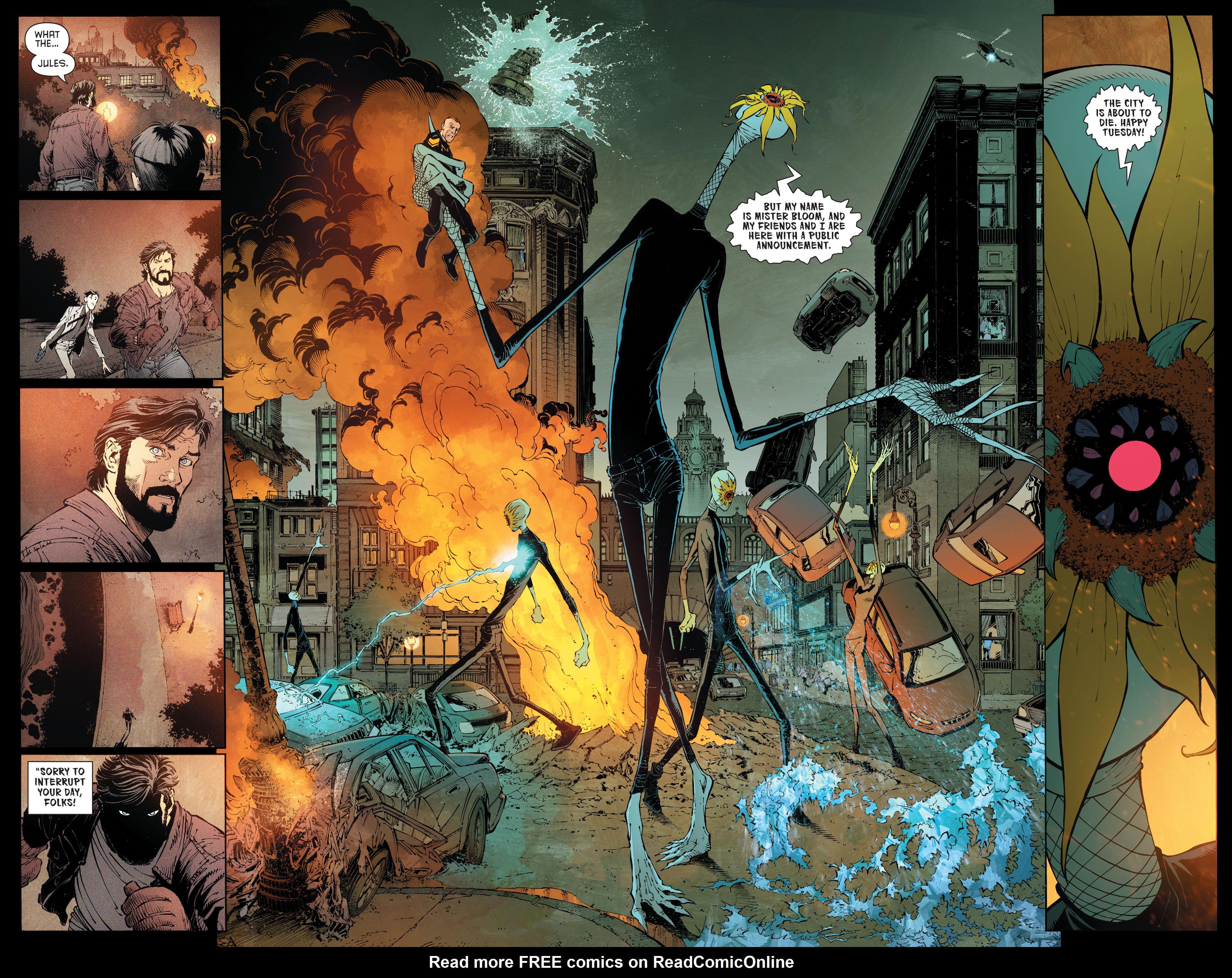 Read online Batman (2011) comic -  Issue # _TPB 9 - 62
