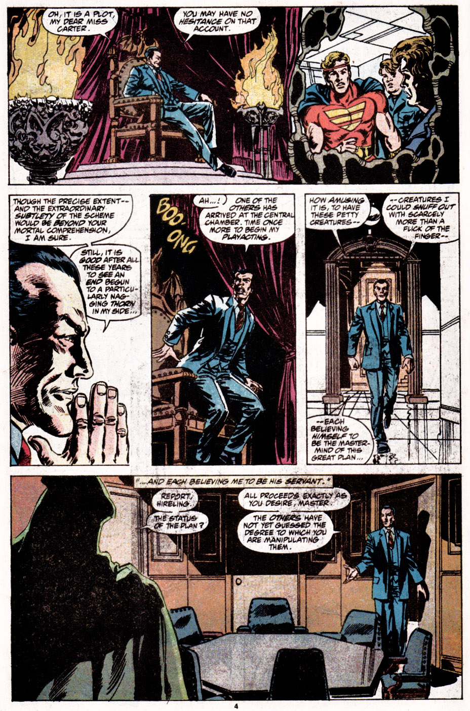 The Avengers (1963) 311 Page 4