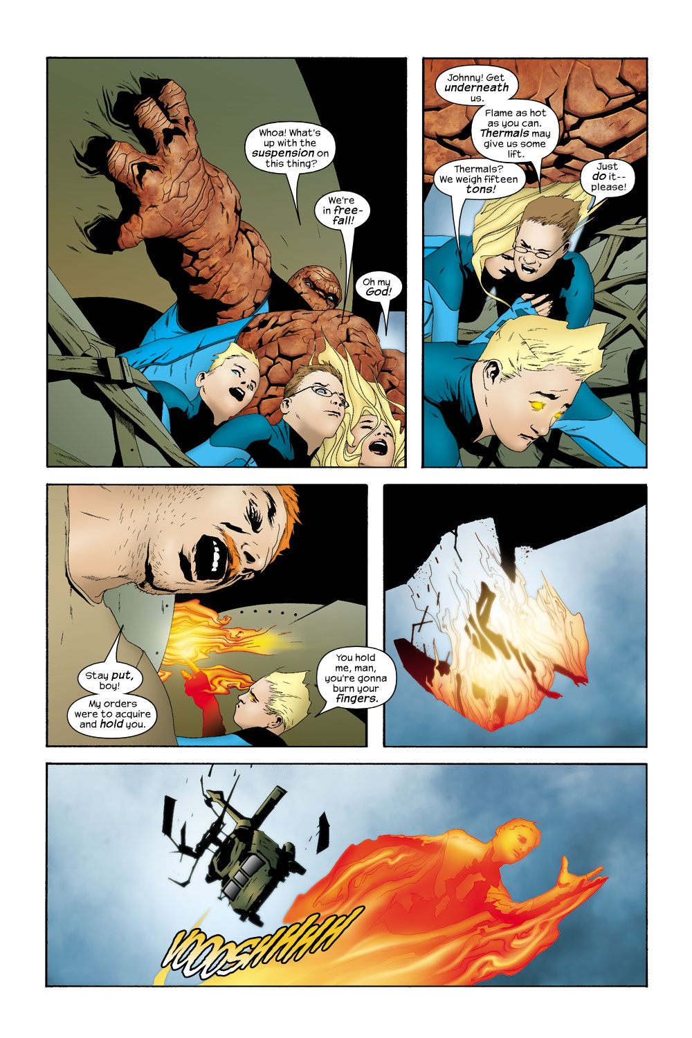 Read online Ultimate Fantastic Four (2004) comic -  Issue #19 - 6