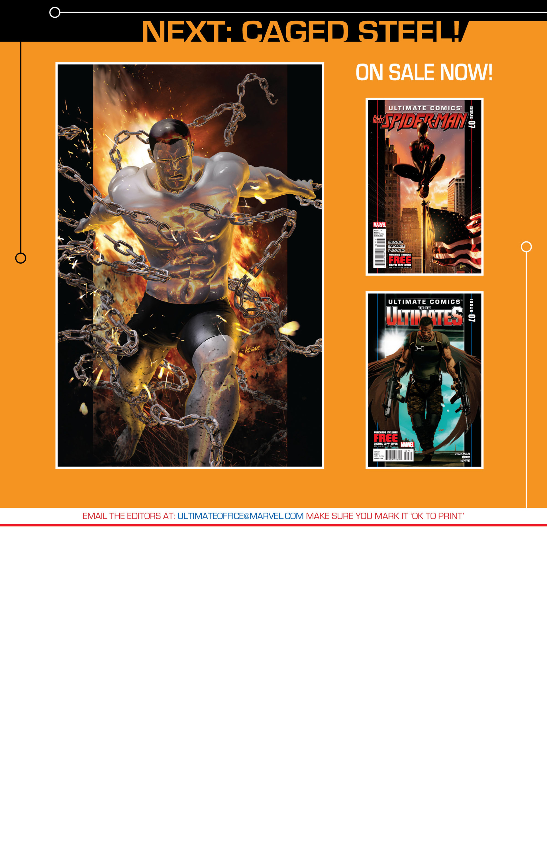 Read online Ultimate Comics X-Men comic -  Issue #8 - 22