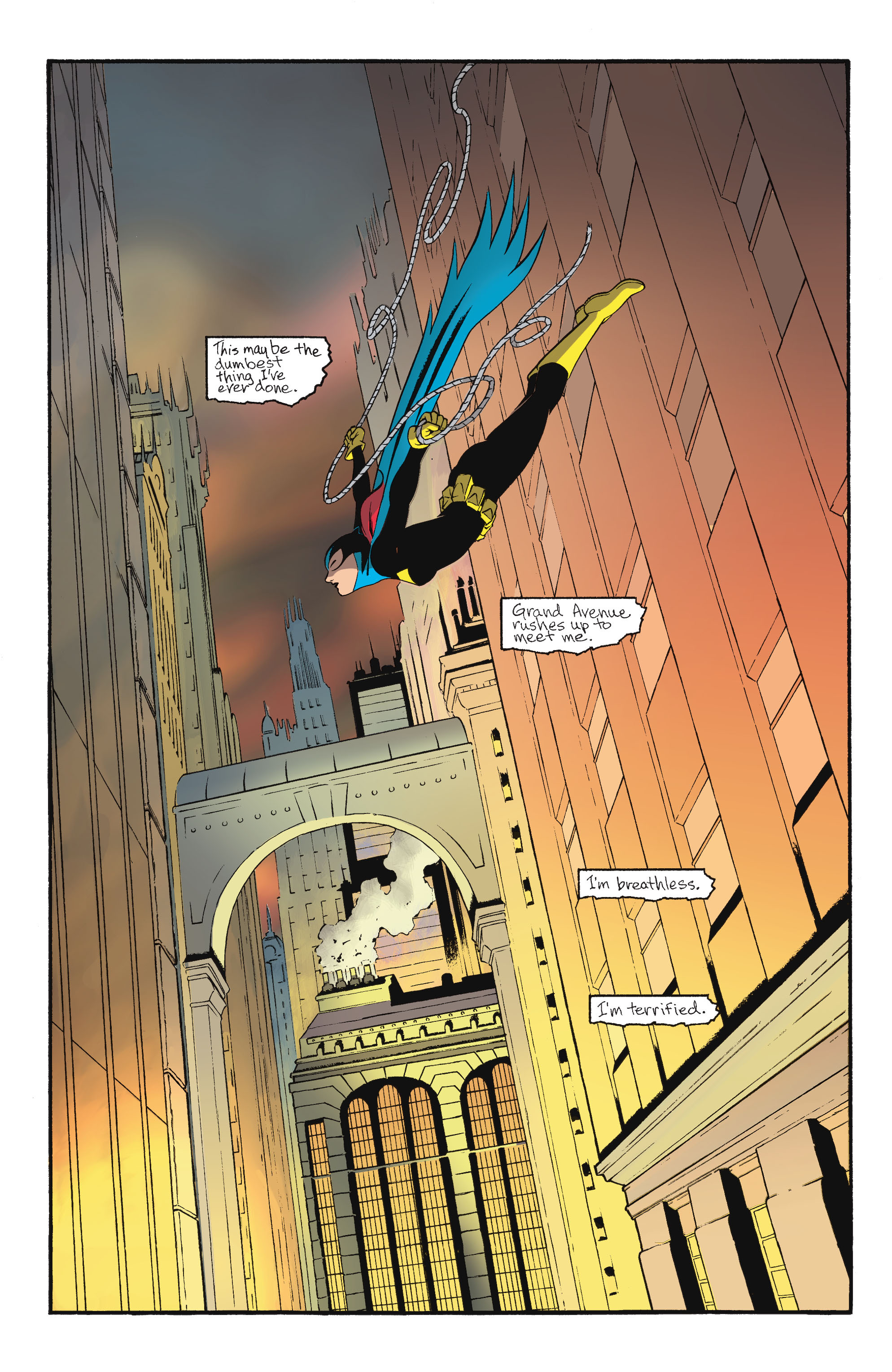Read online Batgirl/Robin: Year One comic -  Issue # TPB 2 - 63
