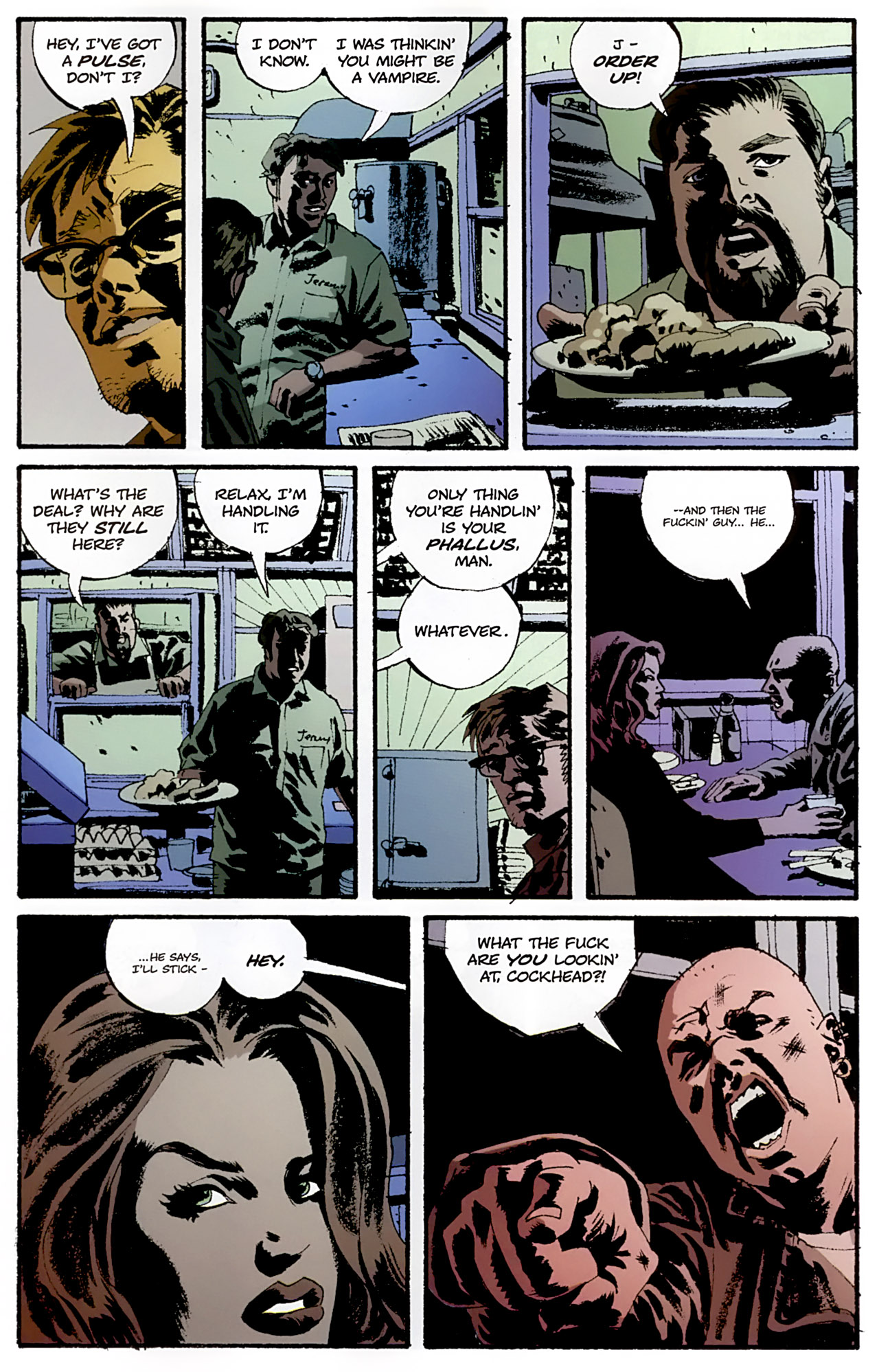 Read online Criminal (2008) comic -  Issue #4 - 11