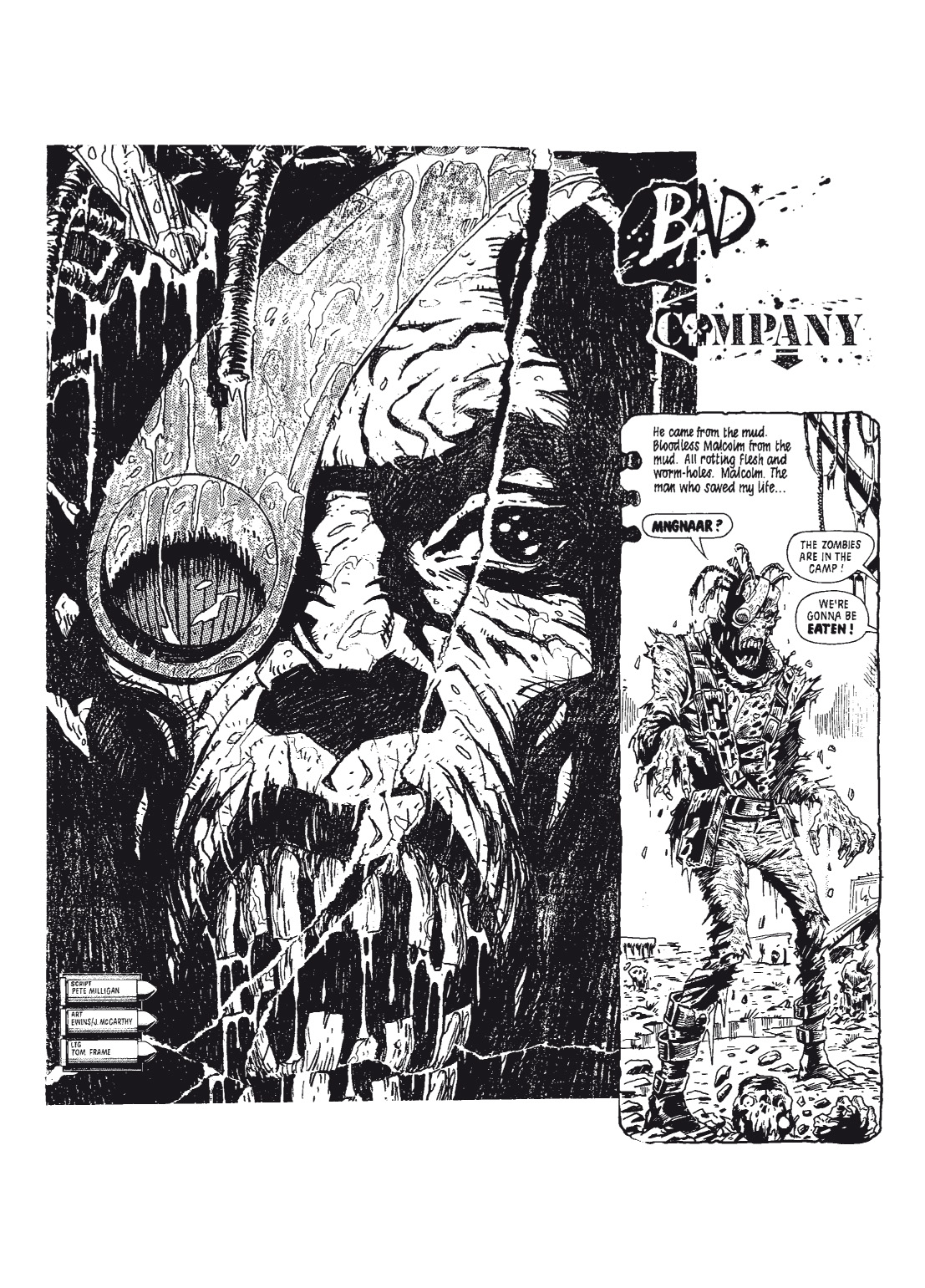 Read online The Complete Bad Company comic -  Issue # TPB - 74