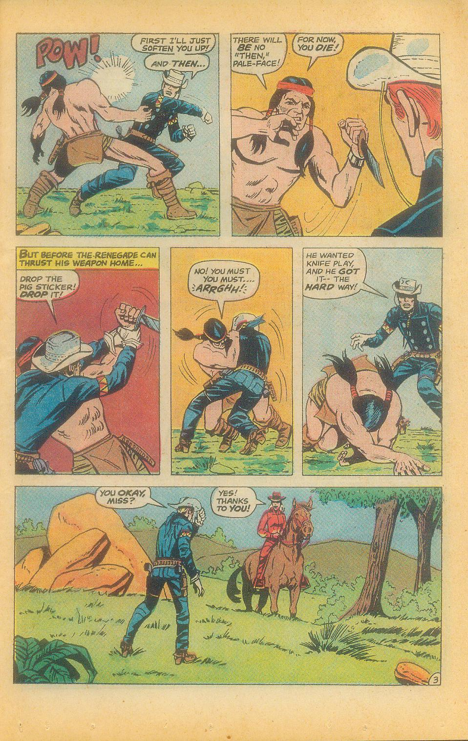 The Rawhide Kid (1955) issue 92 - Page 5