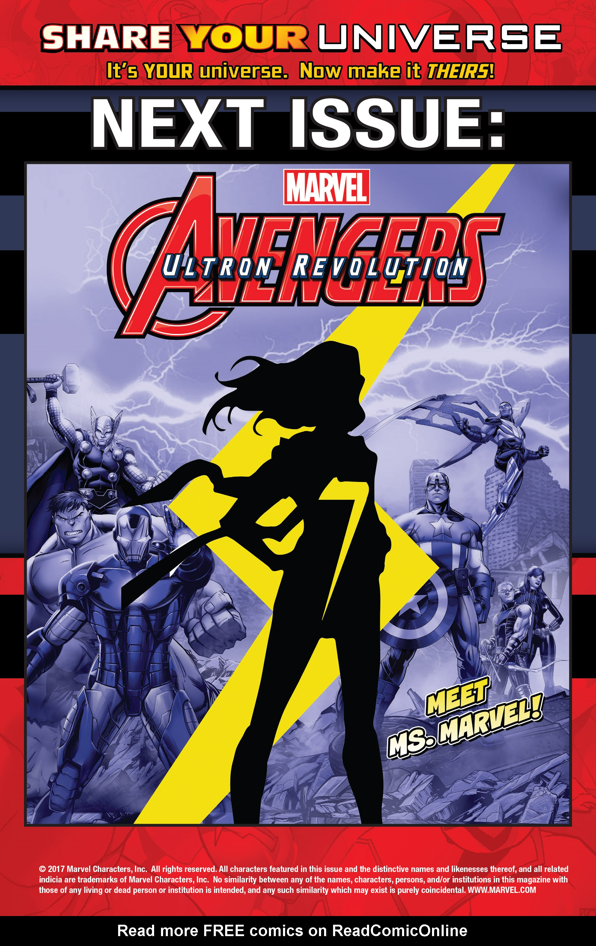 Read online Marvel Universe Avengers: Ultron Revolution comic -  Issue #10 - 23