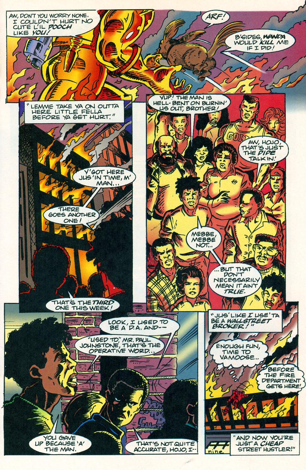 Read online ShadowHawk comic -  Issue #1 - 13