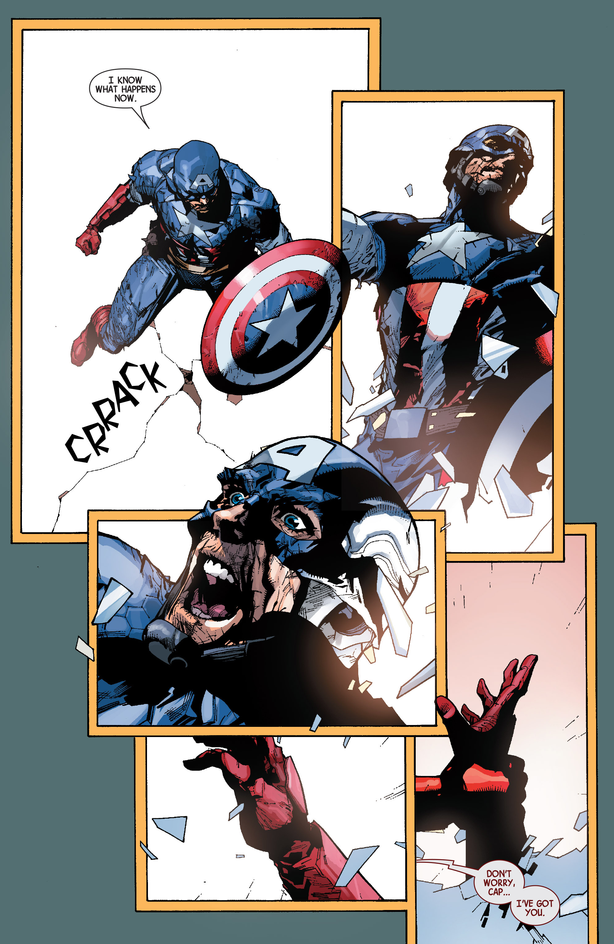 Read online Avengers (2013) comic -  Issue #33 - 23