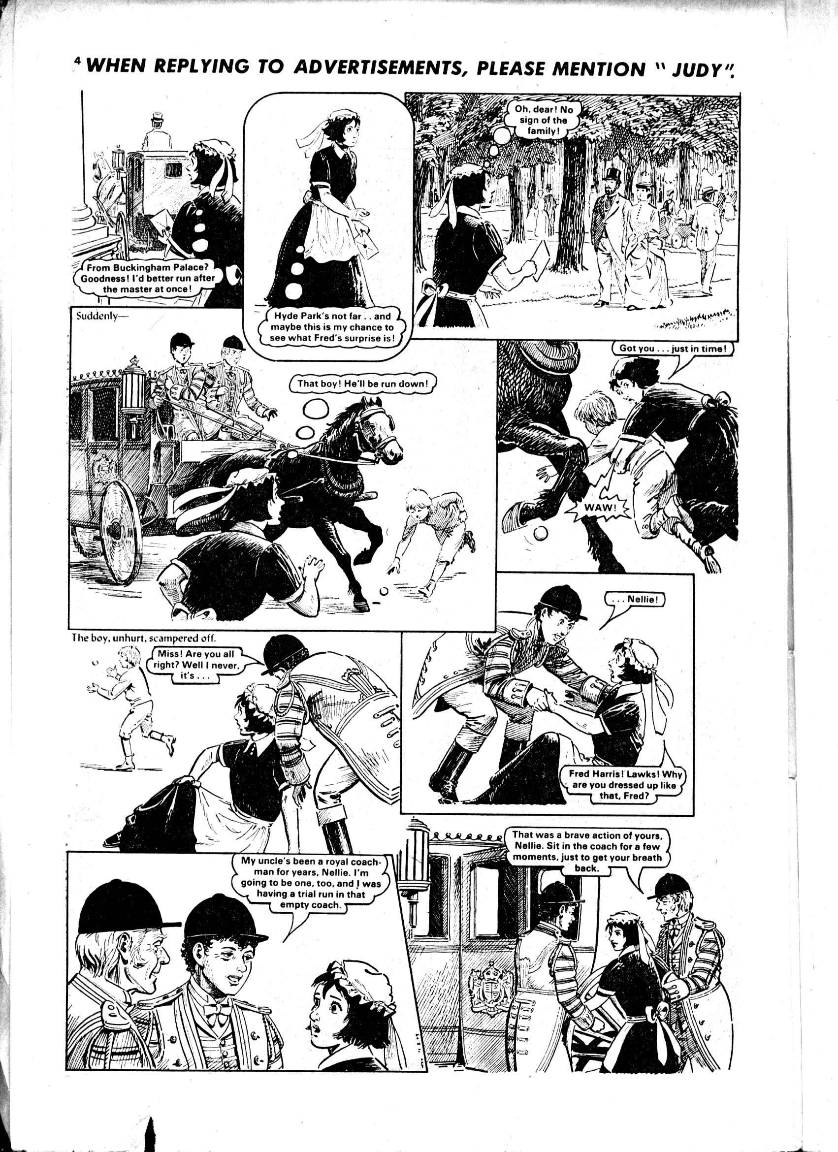 Read online Judy comic -  Issue #1000 - 4