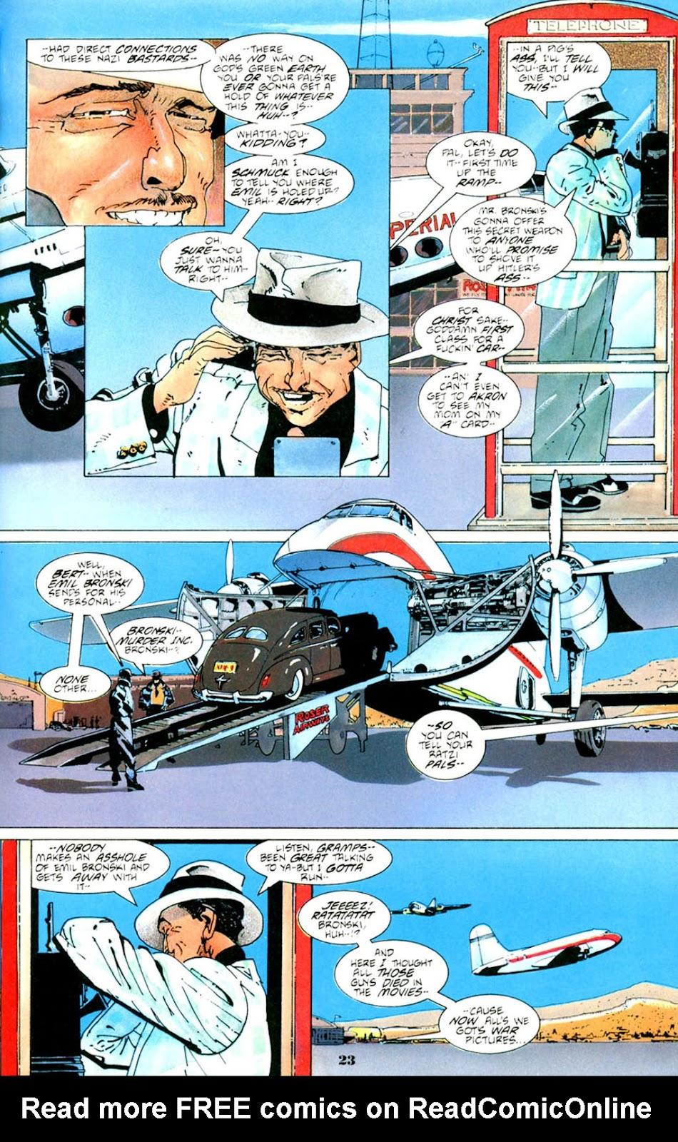 Blackhawk (1988) issue 1 - Page 25