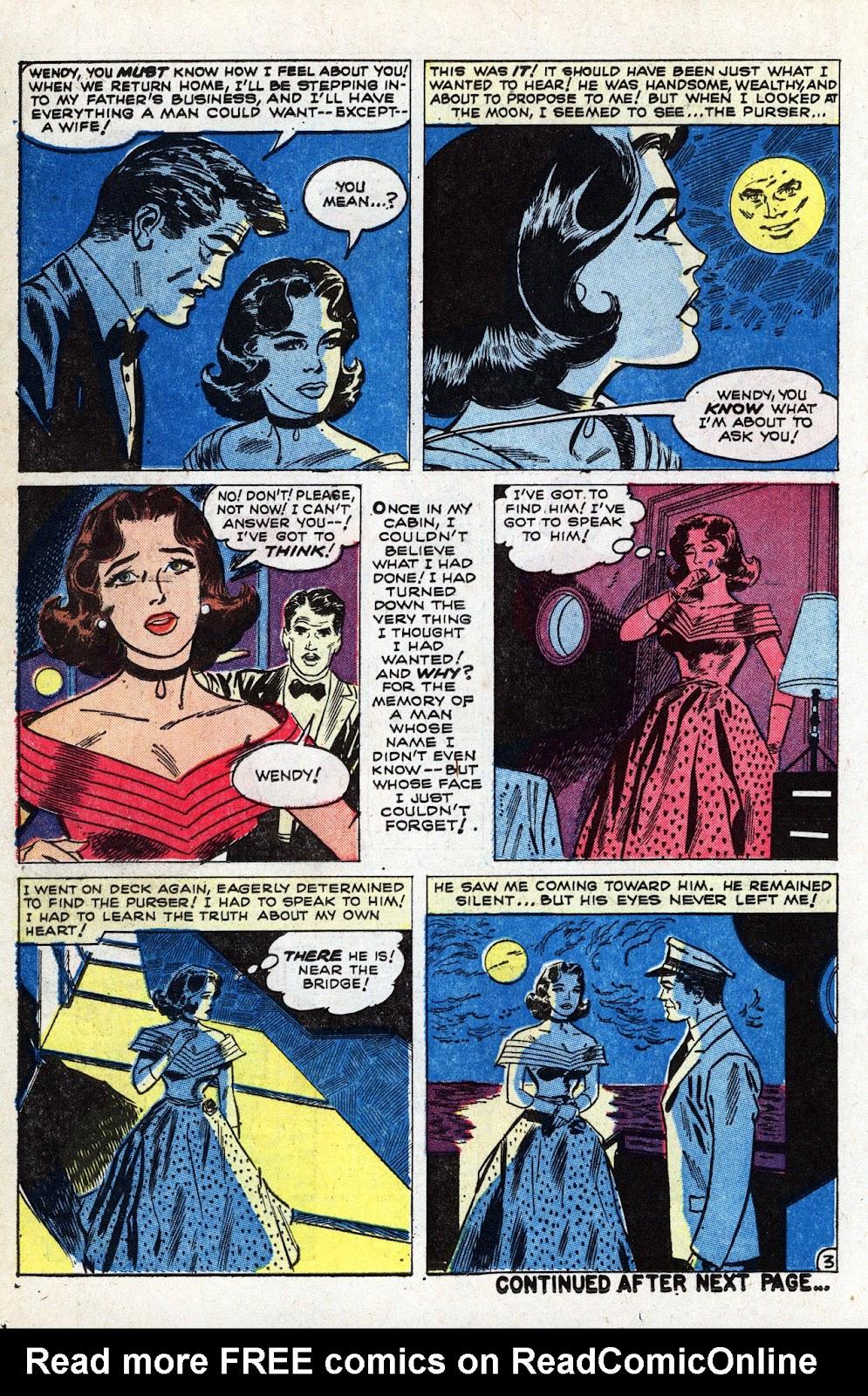 Love Romances (1949) issue 95 - Page 14
