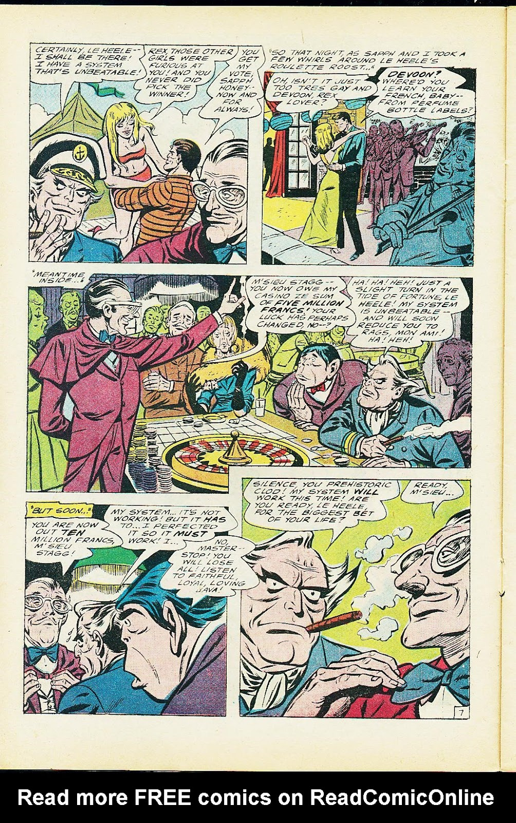 Metamorpho (1965) issue 6 - Page 10