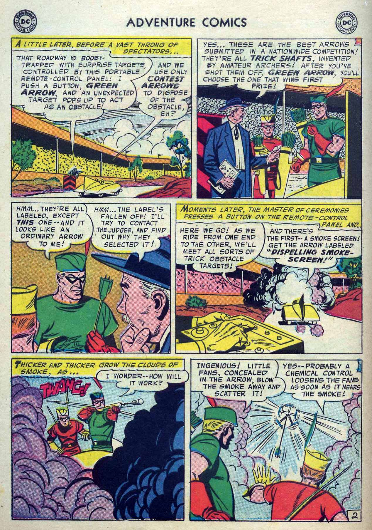 Read online Adventure Comics (1938) comic -  Issue #237 - 28